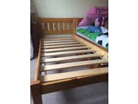 Pine Single Bed Frames £20.00 each