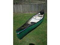 Silverbirch Broadland 16 Open Canoe
