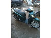 Honda sh 125 2007 scooter moped mot good runner pcx runner