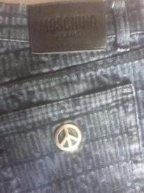 Men's Moschino Jeans 32/32