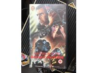 Bladerunner original Warner home video VHS
