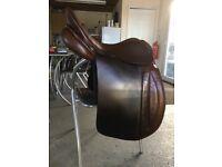 Dressage Saddle 18 M