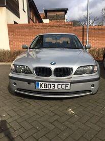BMW 3 Series 320D SE Silver £1050