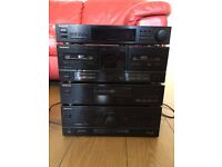Technics Stereo System - Technics Separates System - Great Quality - Good Working Order - Reduced