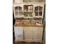 Lovely french dresser / wall unit