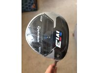 Brand New in Wrapper Taylormade M3 3 Wood X-Stiff Shaft