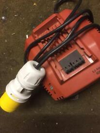 Hilti charger 22v
