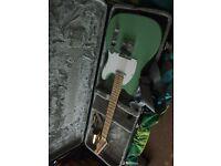 telecaster modified slide guitar/ lap steel ,