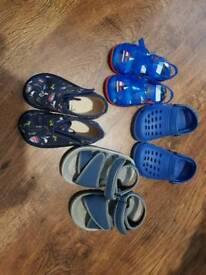 Baby shoes size Uk4 Eu 20