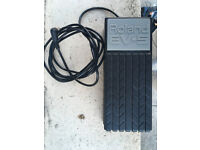 Roland EV5 expression pedal, hardly used