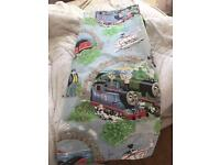 Thomas tank engine curtains