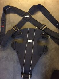 Baby Bjorn baby carrier from newborn to approx 15 months
