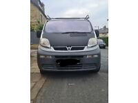 Vauxhall, VIVARO, Panel Van, 2005, Manual, 1870 (cc)
