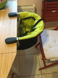 Children's portable high chair