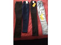 Girls brand new skinny jeans