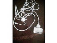 Iphone 4scharging dock +accsspries