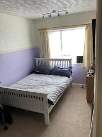 Double Bedroom with cleaner in a cosy house!