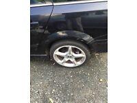 Vauxhall Astra 18 inch penta wheels