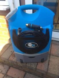 Mobi portable pressure washer for bikes etc