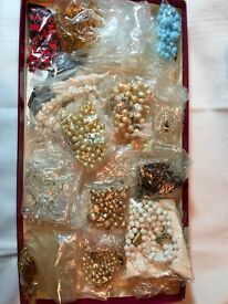 BEADS - Vintage & Victorian
