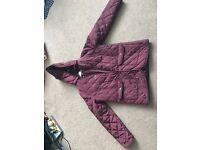 Girl 9-10 coat