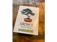 Bonsai tree - grow it