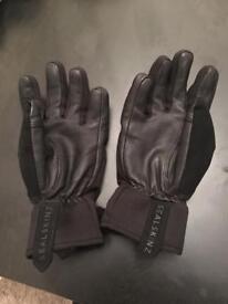 Sealskinz Waterproof Bike Riding Gloves
