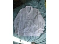Girls Trutex blouses x2