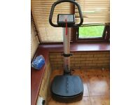 Vibrating plate/Exercise Machine - Empire Medifit
