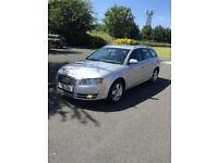 2005 AUDI A4 AVANT SE 2.0 TDI 140 BHP 6 SPEED MANUAL DIESEL SERVICE HISTORY MOT NEXT YEAR