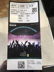ELO Concert Tickets