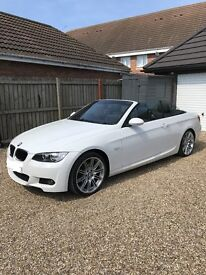BMW 3 Series M Sport Convertible