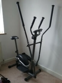 Cross Trainer and Bike - 2 in 1 Magnetic - E-Strider BE 6115 - Great Used Condition