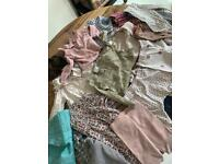Baby Girl clothing 6-9 months & 9-12 months