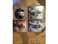CALL OF DUTY X 4 PS3
