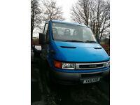 XLWB IVECO RECOVERY TRUCK 5.2 TONNE ( DOWN GRADE TO 3.5 TONNE EASY)