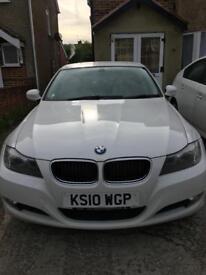 BMW 3 Series 2.0 318d SE Business Edition 4dr