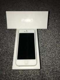 I-phone 5 (no charger) Or nearest offer.