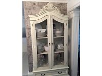 French Shabby Chic Armour