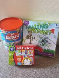 Childrens game bundle