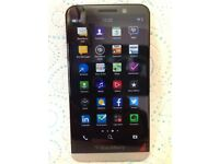 "Brand New Blackberry Z30 Black Factory Unlocked Smartphone, 16GB, 5"" AMOLED Screen, Quad Core"