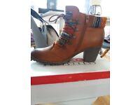 Ladies Reiker Boots