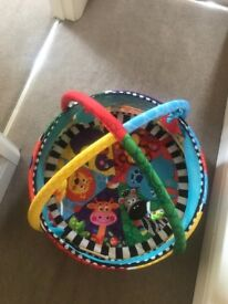 Playgro play mat and ball pit