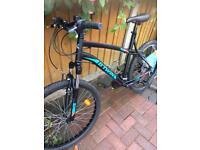 Btwin rockrider mountain bike perfect conditionnot cube Scott carera trek norco Saracen