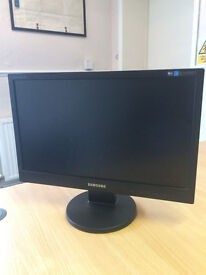 """Samsung 18.5"""" Wide LCD Monitor"""