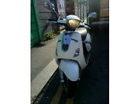 Lambretta 151N 2013 Immaculate Condition NO HONDA SH/PS/DYLAN/PCX/VISION/YAMAHA