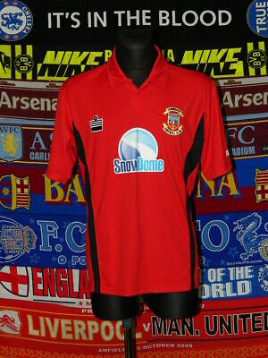 5/5 Tamworth adults L 2011 rare football shirt jersey trikot soccer image