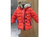 Baby next coat