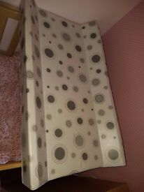 cot or cot bed top changer never used antrim