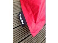 Big Bertha Bean Bag (extra Large) red